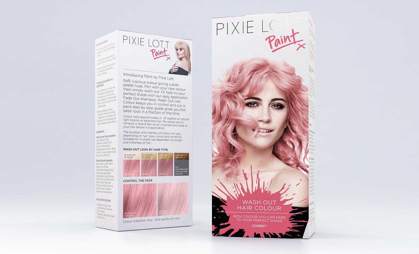 Pixie-Lott paint