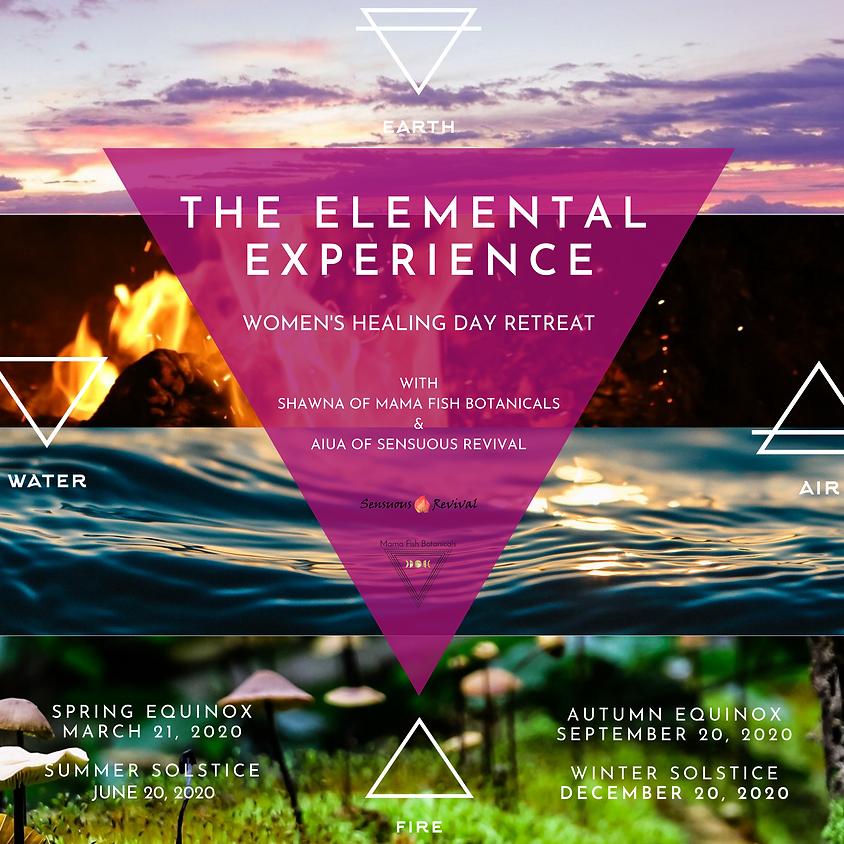 The Elemental Experience - A Seasonal Women's Healing Day Retreat