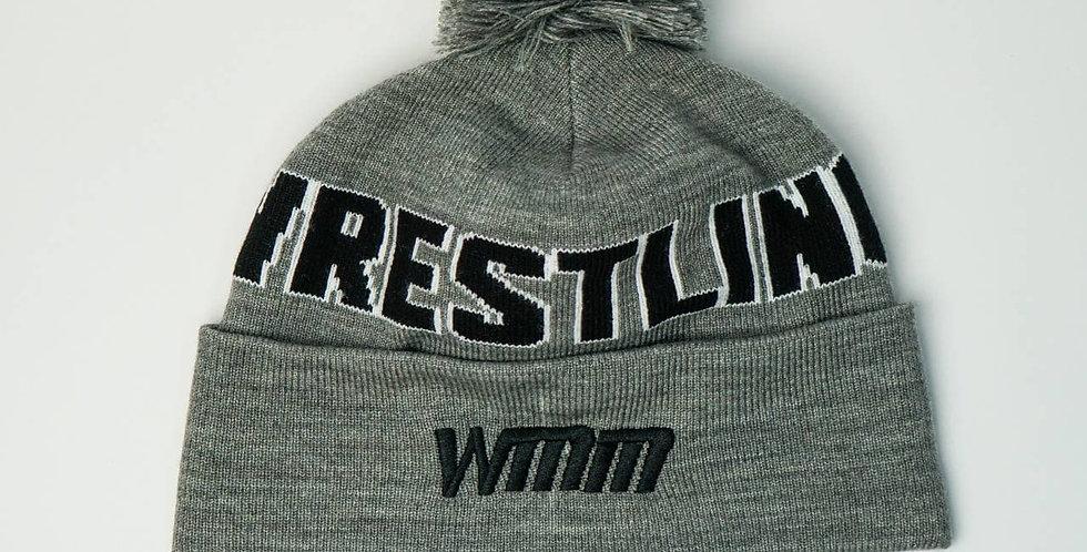 Шапка / Hat Wrestling WMM gray