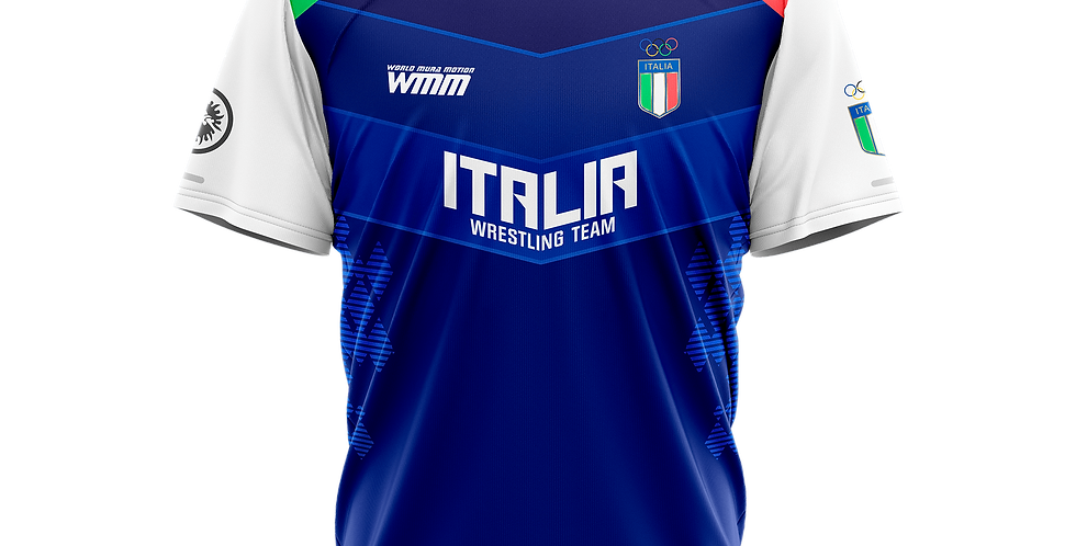 ITALIA TEAM  t-shirt