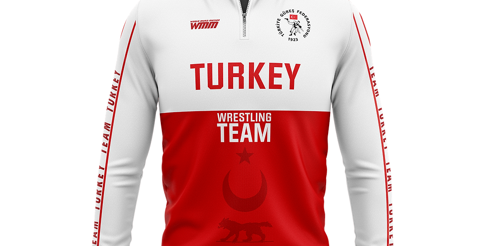 Олимпийка Track Jacket Turkey TEAM