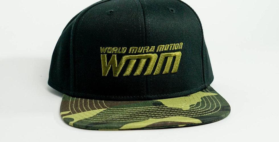 Camo cap / Камуфляжная  кепка WMM