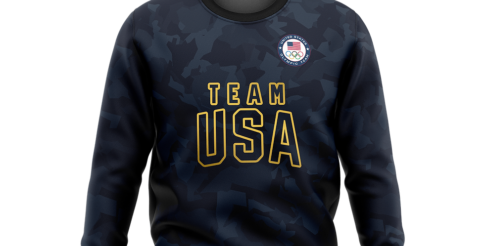 Свитшот USA