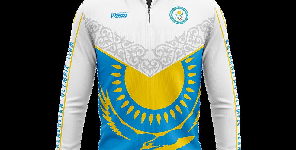 Kazakhstan team track jacket