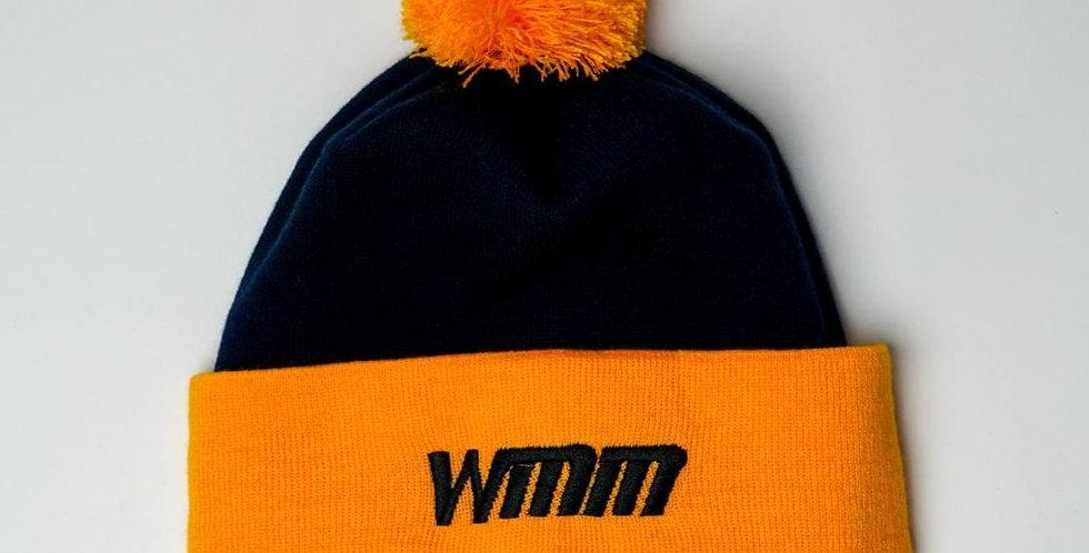 Шапка / Hat WMM Yellow blue