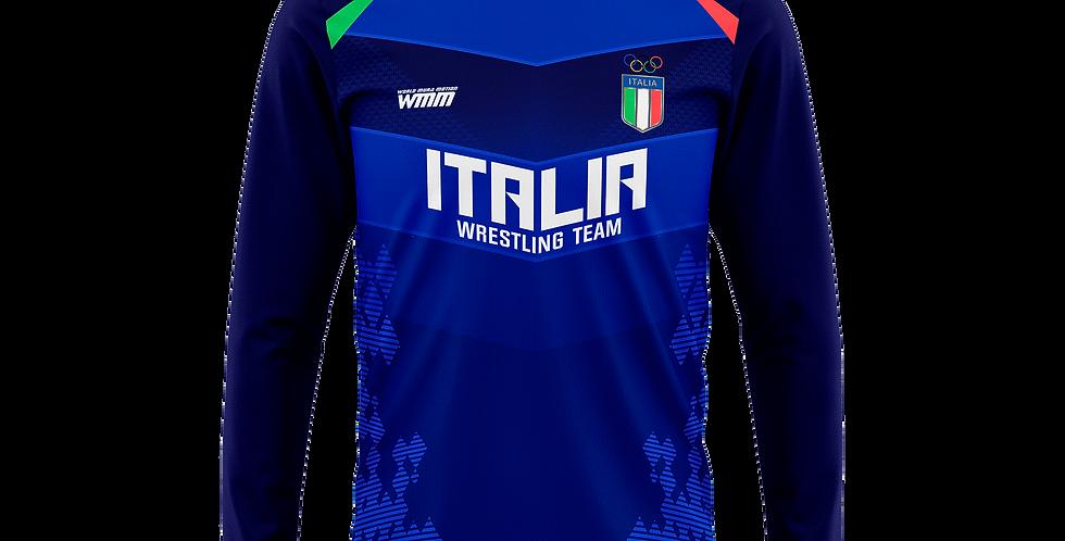 ITALIA TEAM  Long sleeve