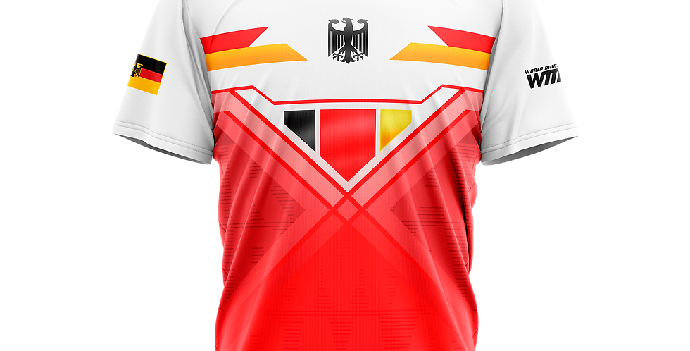 Germany team white