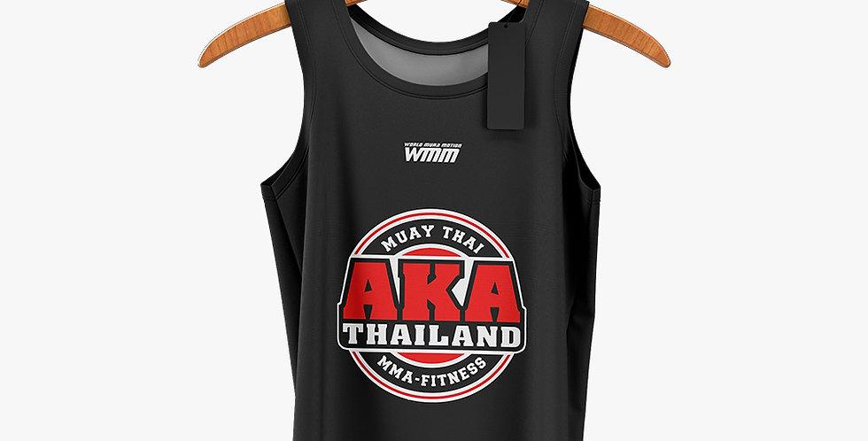 AKA Black Vest