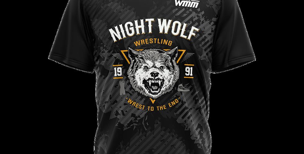 Wolf Wrestling