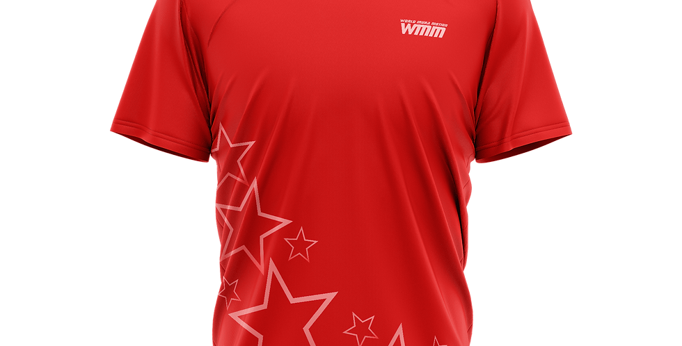 Футболка red stars