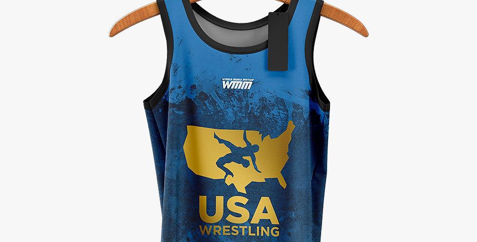 USA Wrestling Vest