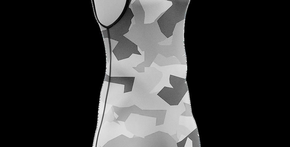Gray camo singlets
