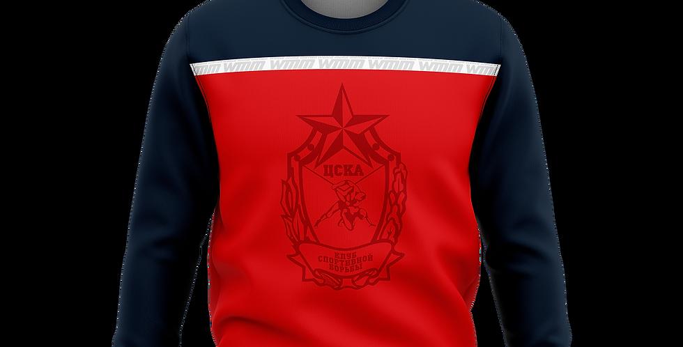 Свитшот CSKA