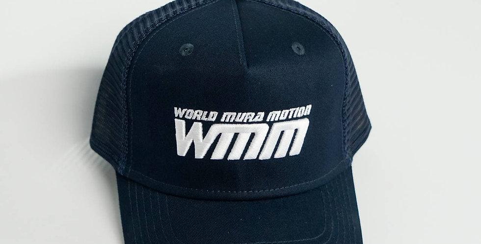 Blue  cap / Темно-синяя кепка  WMM