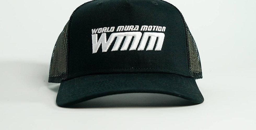 Black cap / Черная кепка WMM