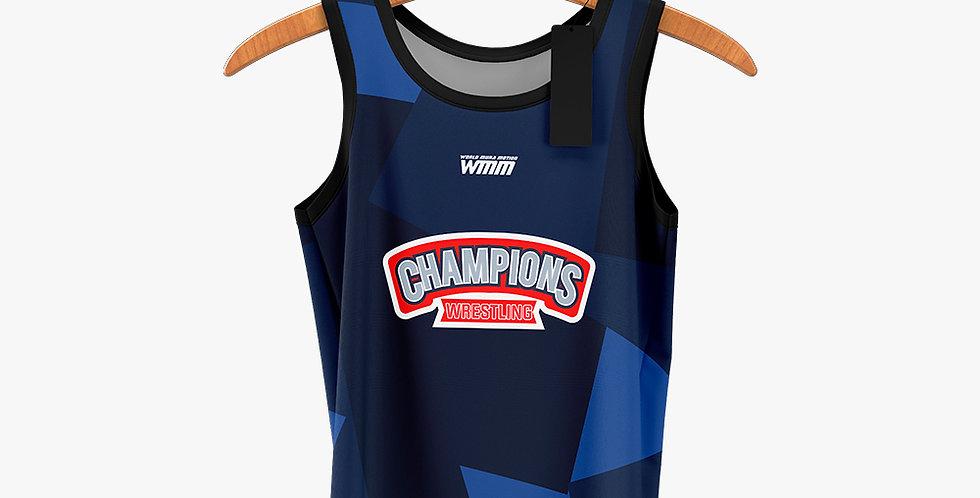 Champ Wrestling Vest