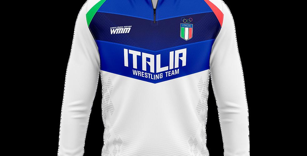 Track Jacket Team Italia
