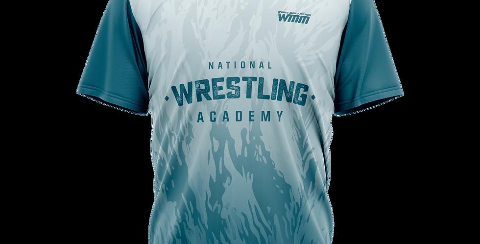 Футболка Wrestling Academy blue