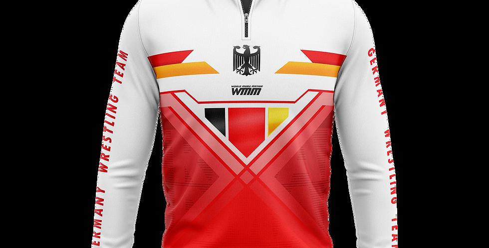 Germany team track jacket
