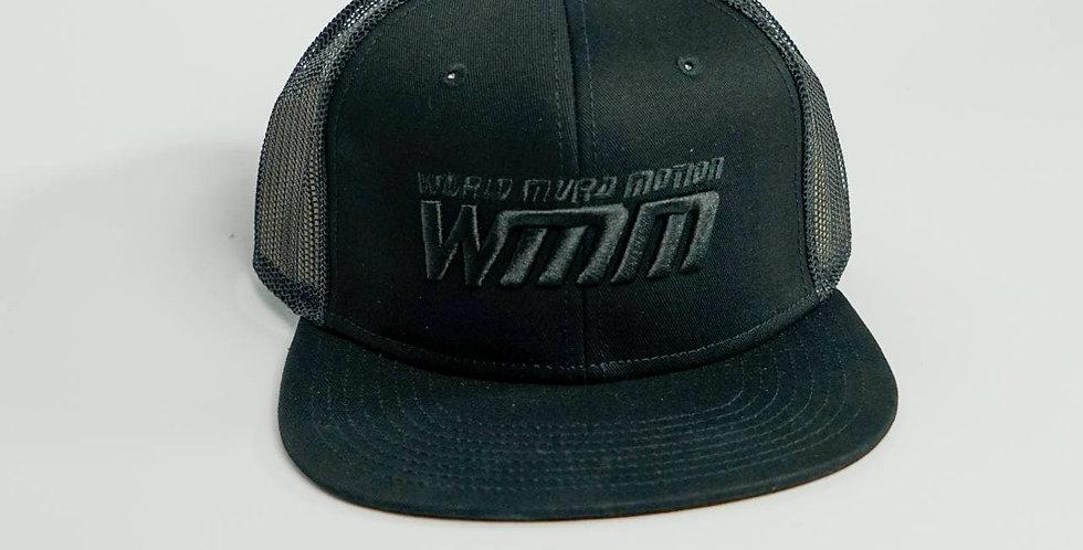 Black  cap / Черная WMM