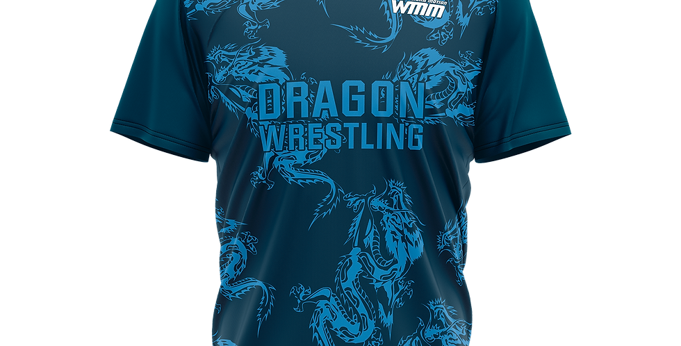 Dragon wrestling