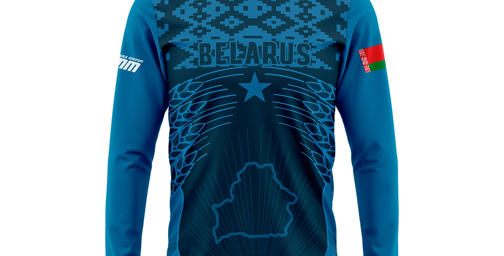 BELARUS TEAM  Long sleeve