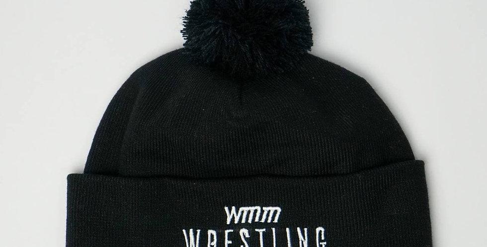 Шапка / Hat Wrestling WMM black