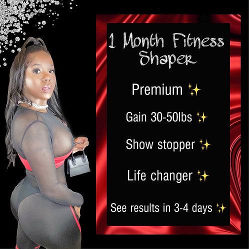 1 Month Fitness Shaper
