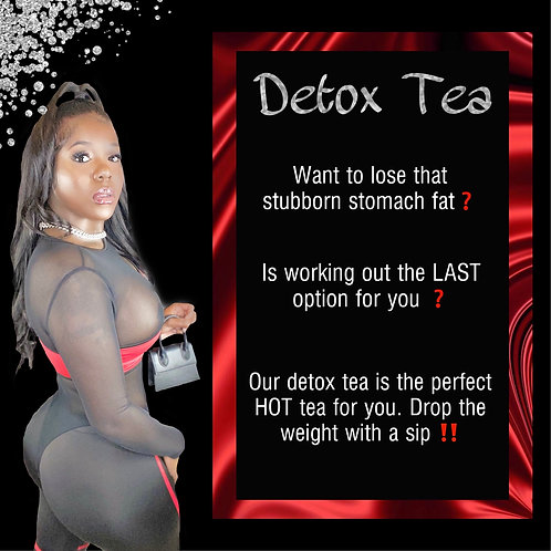 Iconic Dollz Detox Tea