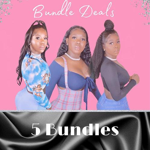 5 Bundles deal
