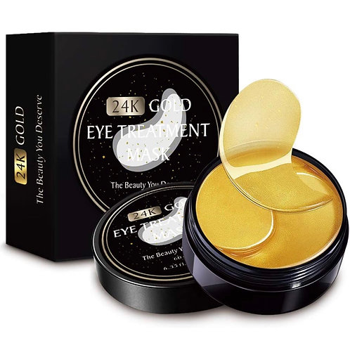 24K Gold Eye Pads