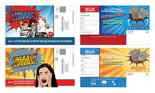 Scheduling Institute Superhero DM Campaign
