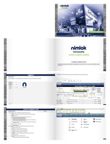 Nimlok Minnesota Internal Training Book