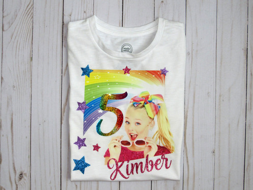 JoJo Siwa Birthday Shirt