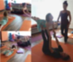 Bast - Yoga Enfants & Parents