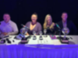 BAD 2019 Judges ALan Muncy, Joyce Oglesb