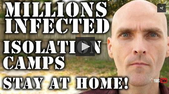 Внимание- Миллионы Инфицированных В США