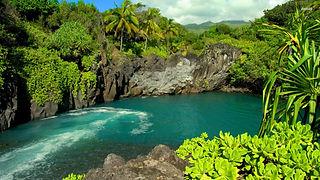 Помазание СВЯТОГО ДУХА на Гавайях