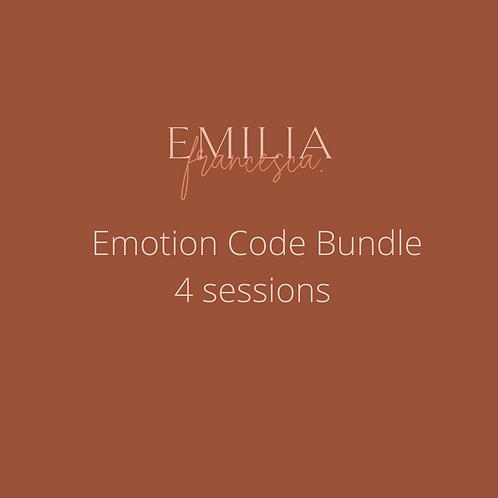 Emotion Code Bundle (4)