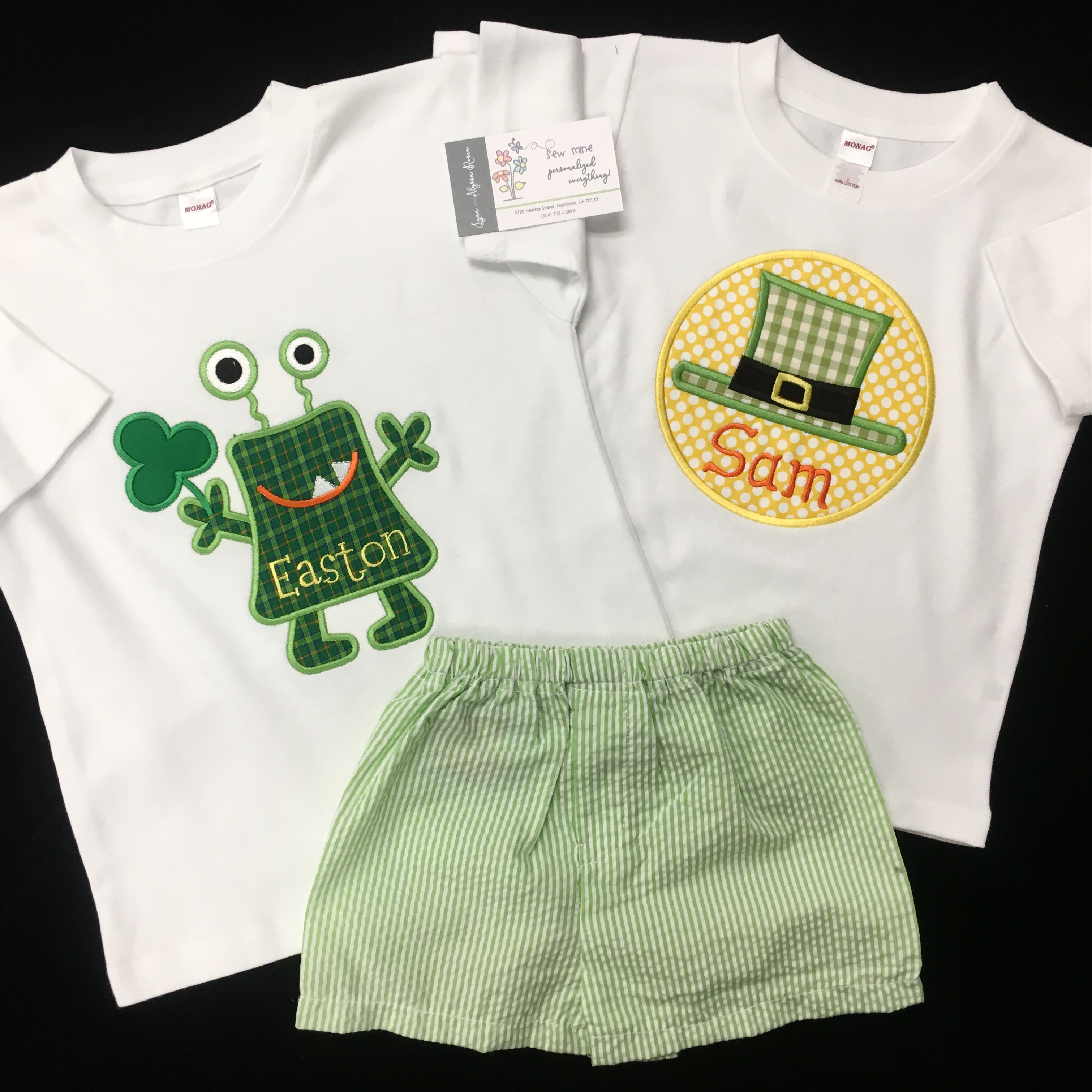 Little Leprechaun Apparel