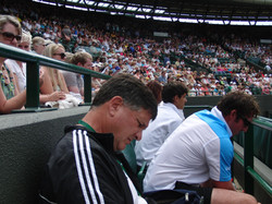 kriese coaching at wimbledon singles final.JPG