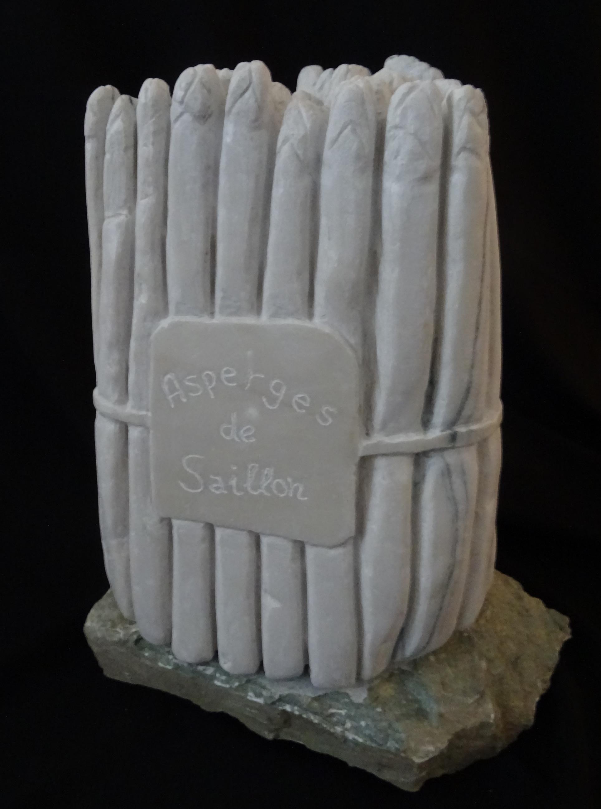 Paquet d'asperges