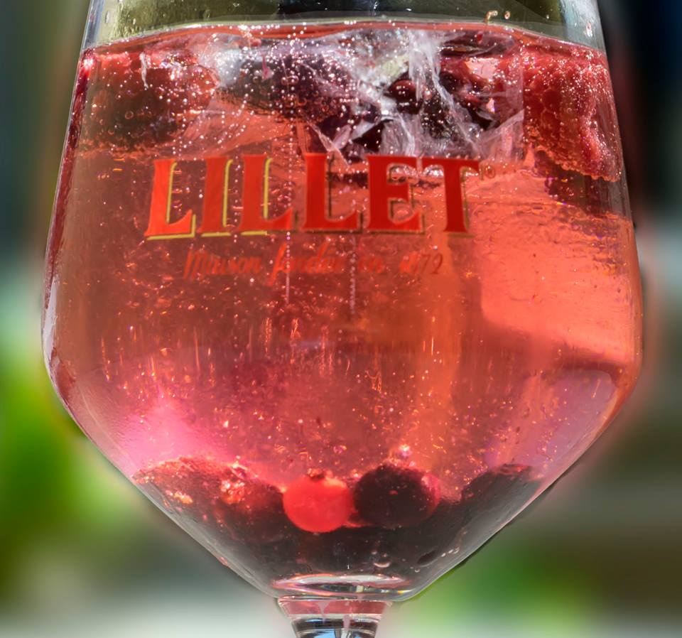 Lillet Close Up