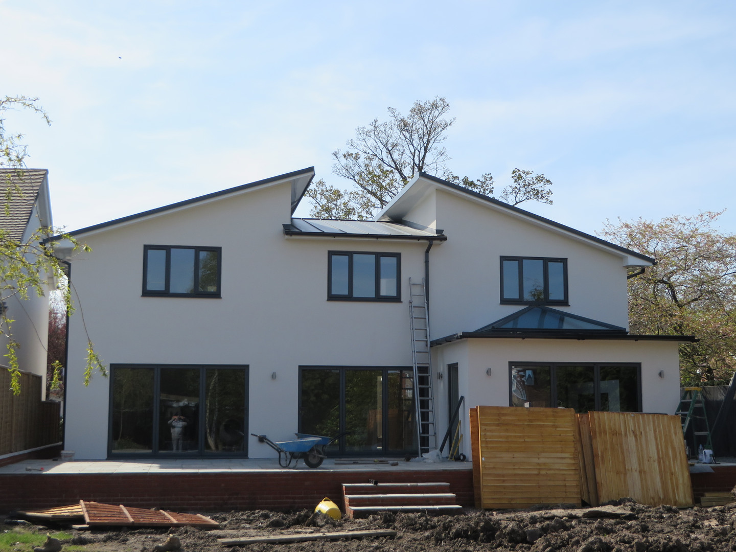 New house in Bramhall
