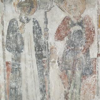 San Bernardo e San Sebastiano - abside