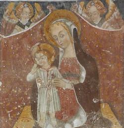 madonna con bambino (Copy)