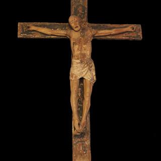 Crocefisso Ligneo - ora nella chiesa Parrocchiale di San Michele