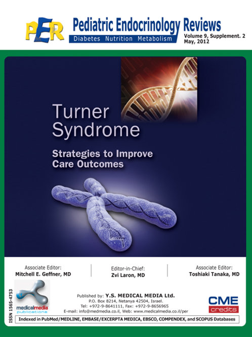 Trends in GH Use in a Turner Syndrome Natural Hist