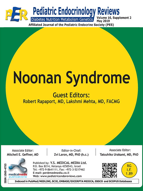 Endocrine Complications of Noonan Syndrome beyond Short Stature