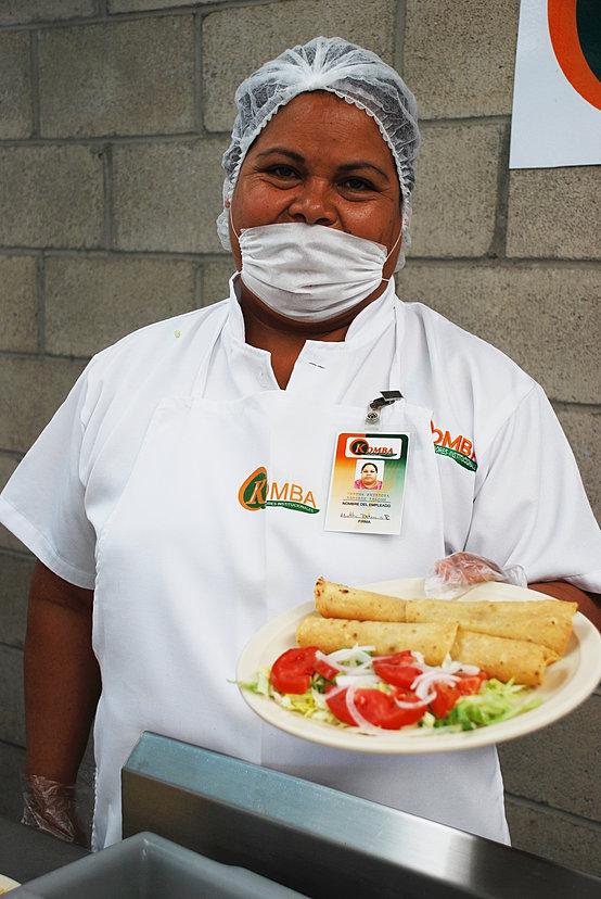 Servicio De Comedor Guanajuato Komba Comedores